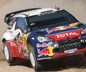 Citroen DS3 WRC 2011