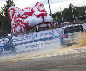 Roadshow in Argentina