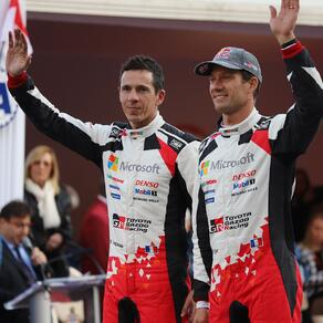 Julien Ingrassia and Sébastien Ogier